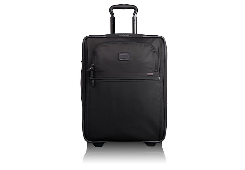 Continental Expandable 2 Wheeled Carry-On in Black