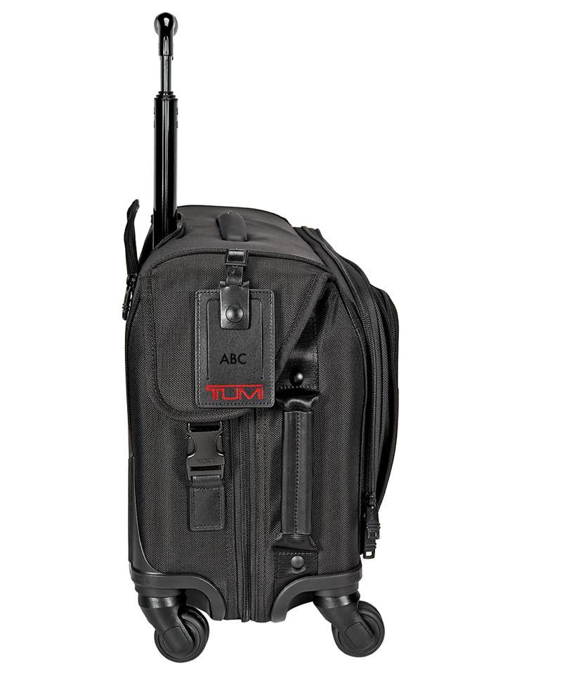 Carry-On 4 Wheeled Garment Bag - Alpha 2   Tumi United States