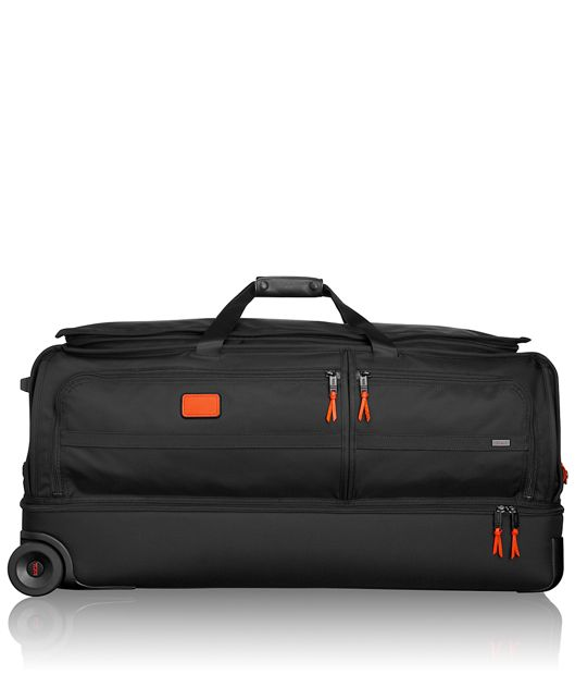 Extra Large Wheeled Split Duffel in Sunrise