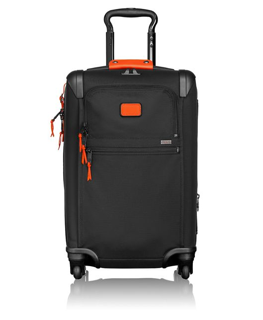 International Expandable 4 Wheeled Carry-On in Sunrise