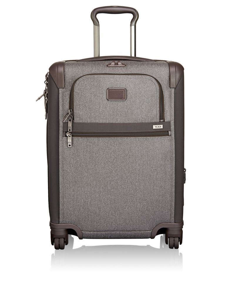 Continental 4 Wheeled Expandable Carry-On