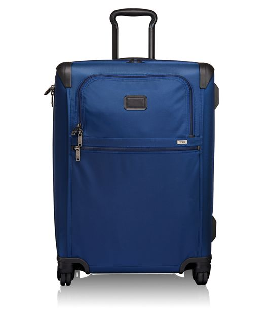 Short Trip Expandable 4 Wheeled Packing Case in Baltic
