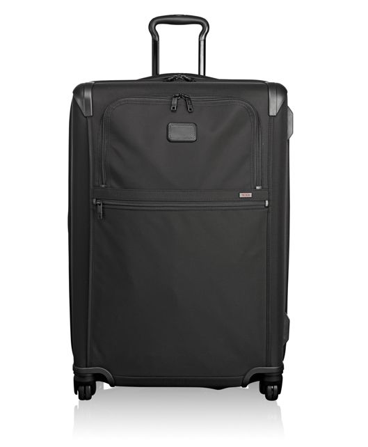 Medium Trip Expandable 4 Wheeled Packing Case in Black