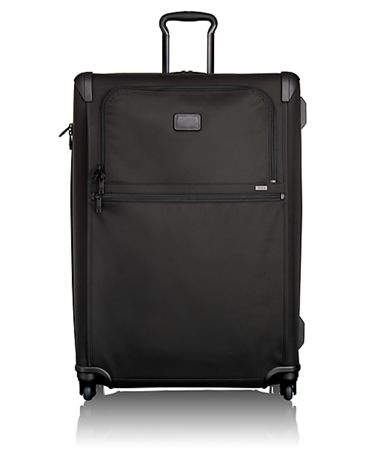 Extended Trip Expandable 4 Wheeled Packing Case in Black