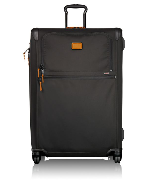 Extended Trip Expandable 4 Wheeled Packing Case in Tan