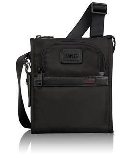 POCKET BAG SMALL Black - medium   Tumi Thailand