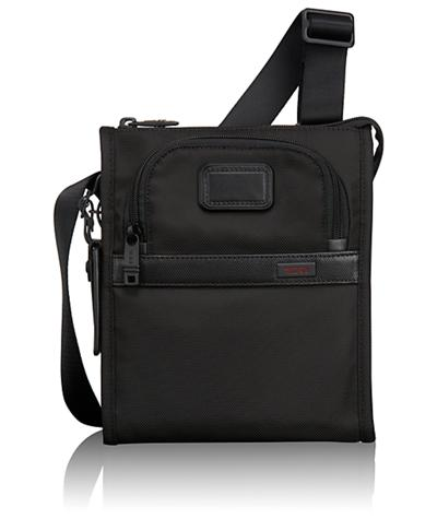 6bd8b80796169 Pocket Bag Small - Alpha 2 - Tumi United States - Black