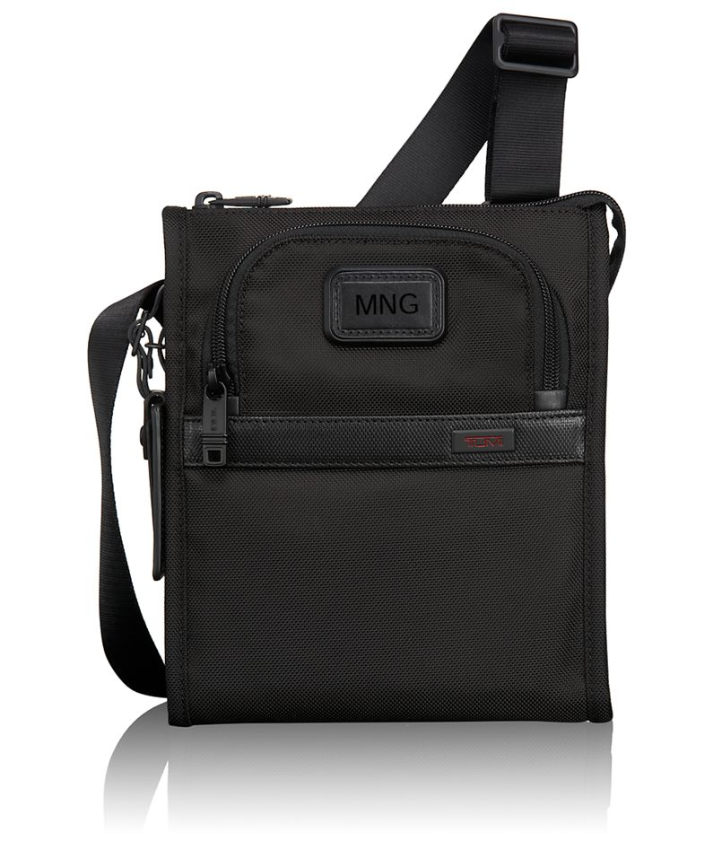 Tumi carry on sale items include sophisticated duffels and compact wheeled bags. Lightweight hard-sided designer carry on luggage sized just right for a short getaway sets the mood for a romantic weekend in wine-country, while durable Tumi duffels work as both a vacation must-have and a convenient gym bag between out-of-town experiences.