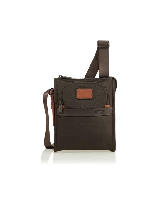 Pocket Bag Small in Espresso