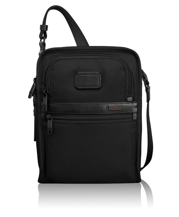 Organizer Travel Tote in Black
