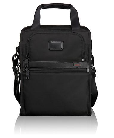 Medium Travel Tote in Black