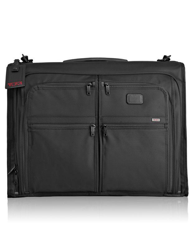 Classic Garment Bag in Black