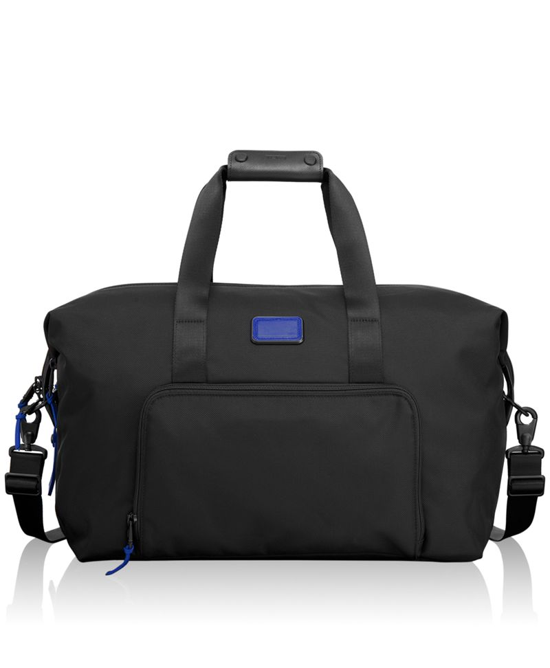 Double Expansion Travel Satchel