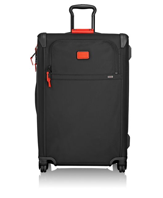 Medium Trip 4 Wheeled Packing Case in Cherry
