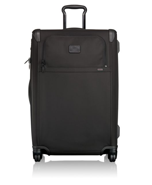 Medium Trip 4 Wheeled Packing Case in Black