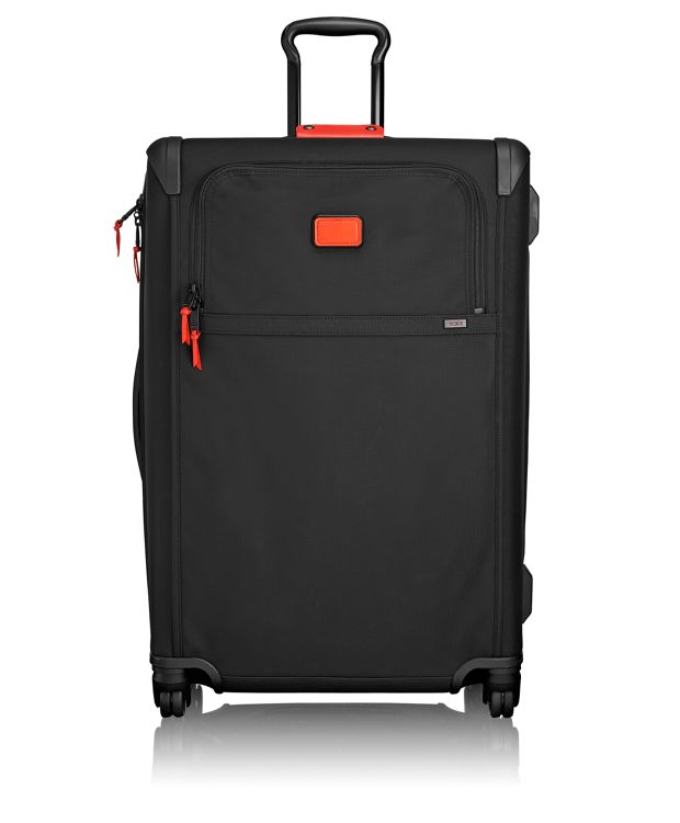 Extended Trip 4 Wheeled Packing Case in Cherry