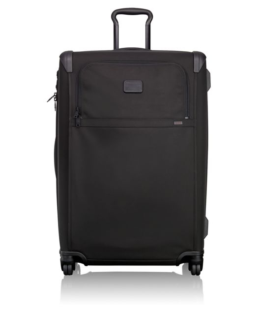 Extended Trip 4 Wheeled Packing Case in Black