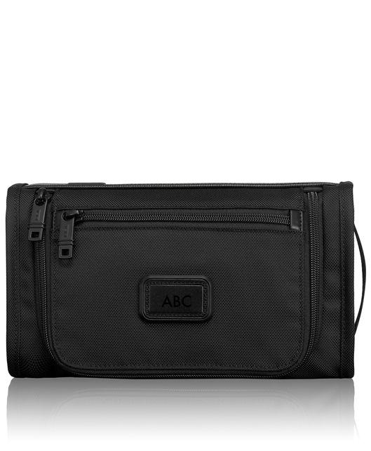 Travel Kit in Black