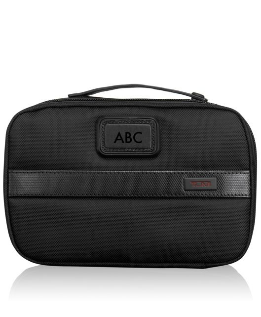 Split Travel Kit in Black