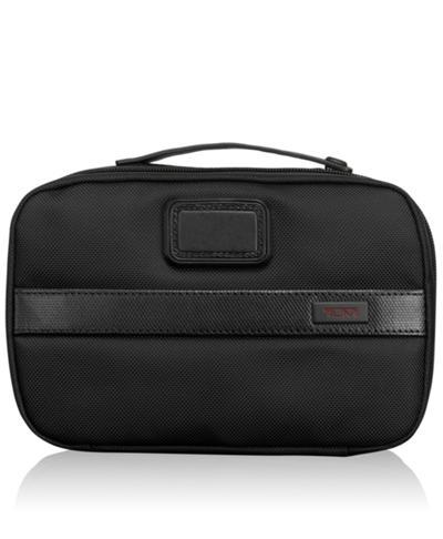 Split Travel Kit - Alpha 2 - Tumi United States - Black 11f9e772ac64d
