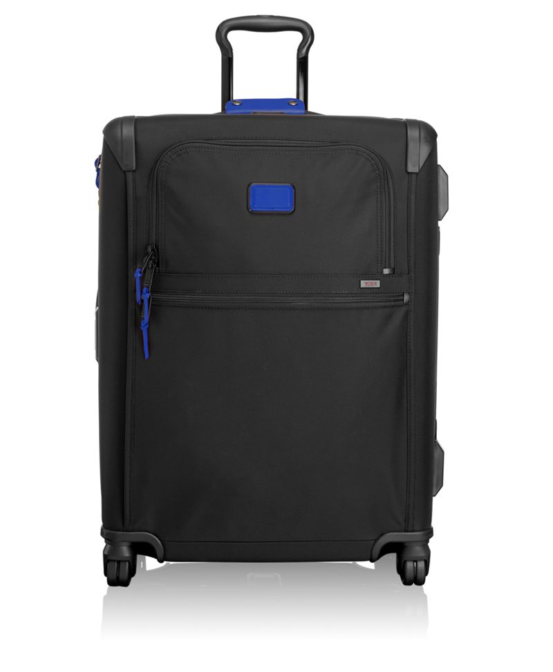 Short Trip Framed 4 Wheeled Packing Case