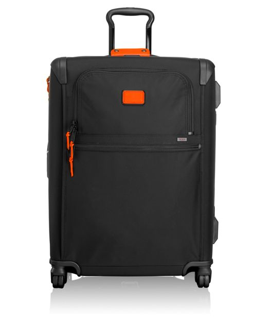 Short Trip Framed 4 Wheeled Packing Case in Sunrise
