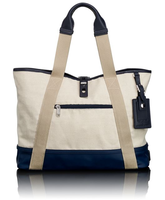 TUMI X ORLEBAR BROWN Small Tote in Natural