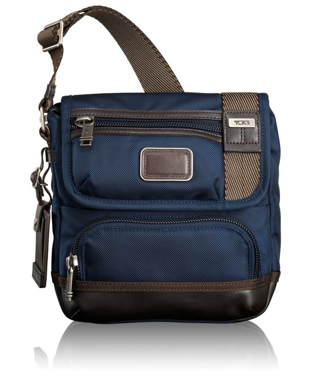 Barstow Crossbody in Navy