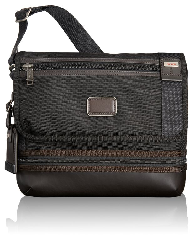 Beale Crossbody in Hickory