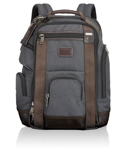 Shaw Deluxe Brief Pack® in Anthracite