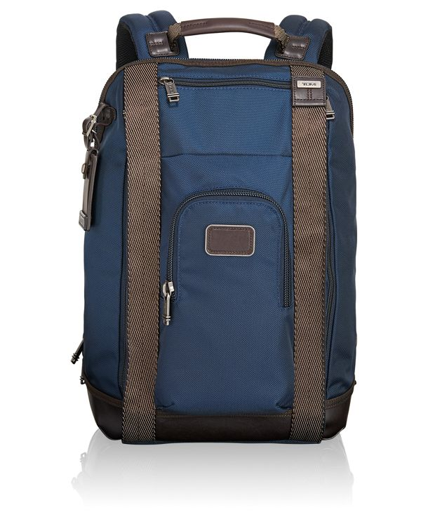 Edwards Backpack in Navy