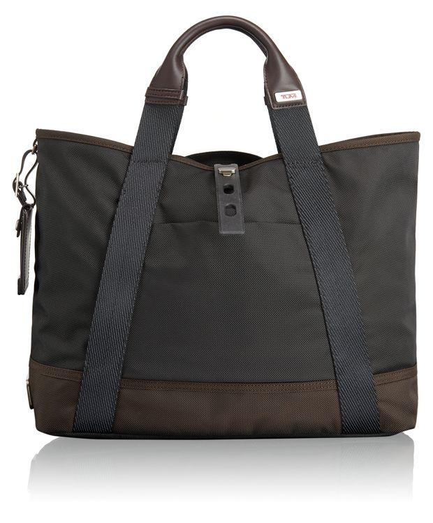 Westover Small Tote in Hickory