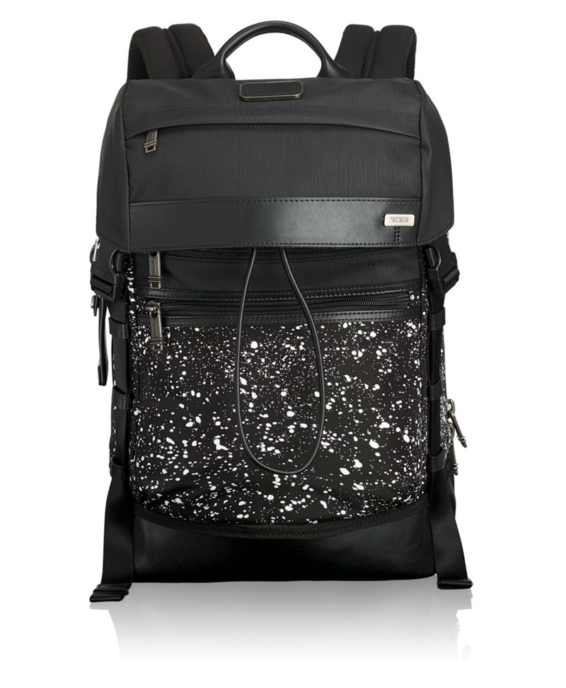 Kinser Flap Backpack