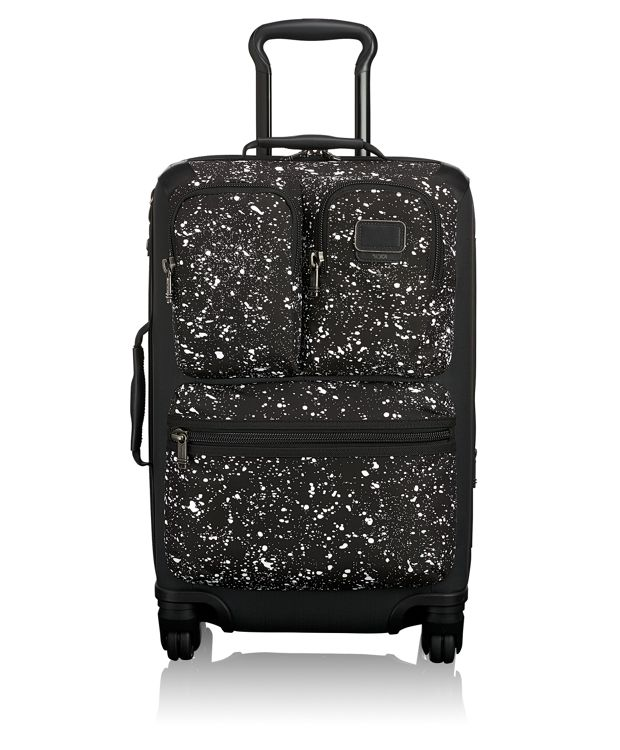Kirtland International Expandable Carry-On in Galaxy Print