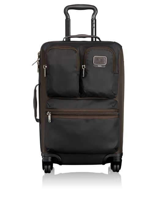 Kirtland International Expandable Carry-On in Hickory