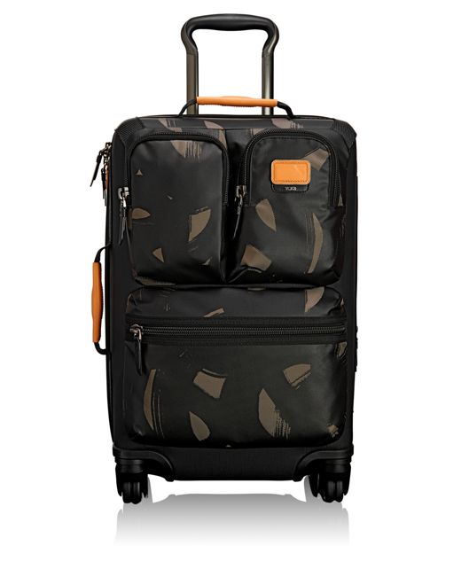 Kirtland International Expandable Carry-On in SMOKE CHARACTER