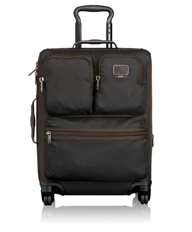 Kirtland Continental Expandable Carry-On in Hickory