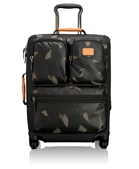 Kirtland Continental Expandable Carry-On in Smoke Character