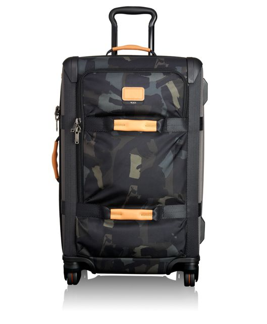 Henderson Short Trip Expandable Packing Case in Grey/Camo