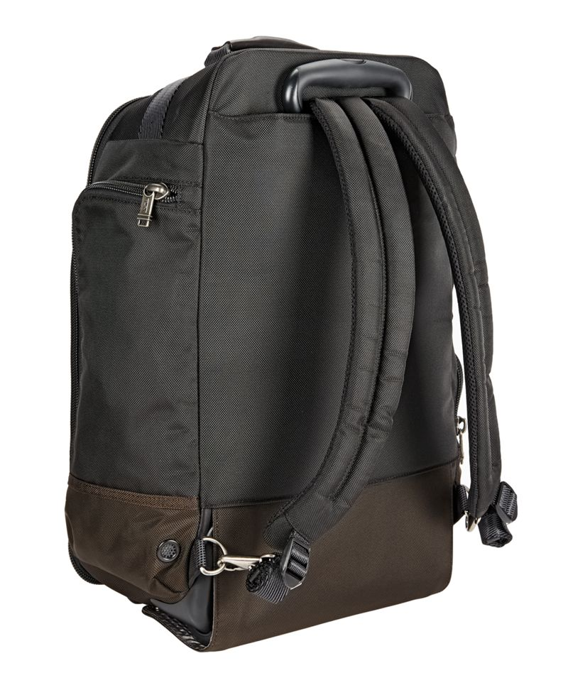 Peterson Wheeled Backpack - Alpha Bravo | TUMI United States