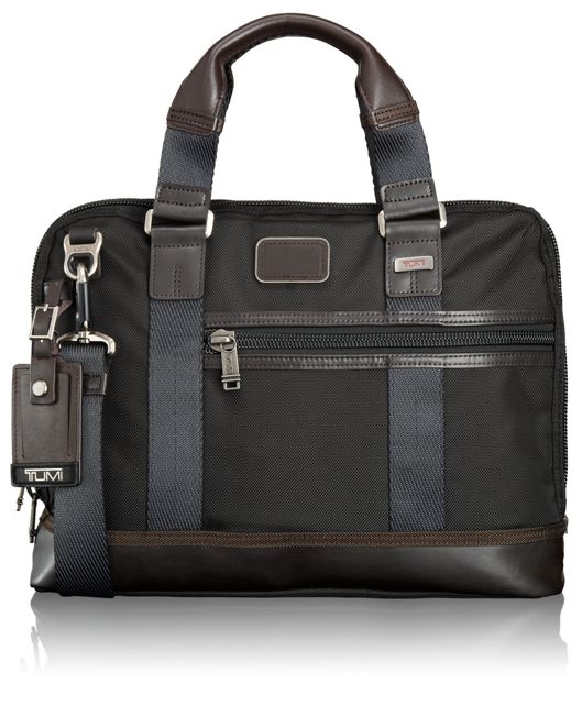 Earle Compact Brief in Hickory