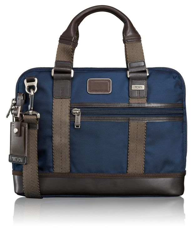Earle Compact Brief in Navy
