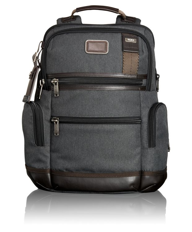 Knox Backpack in Anthracite
