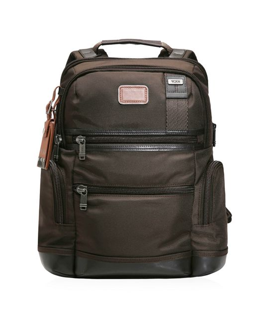 Knox Backpack in Espresso