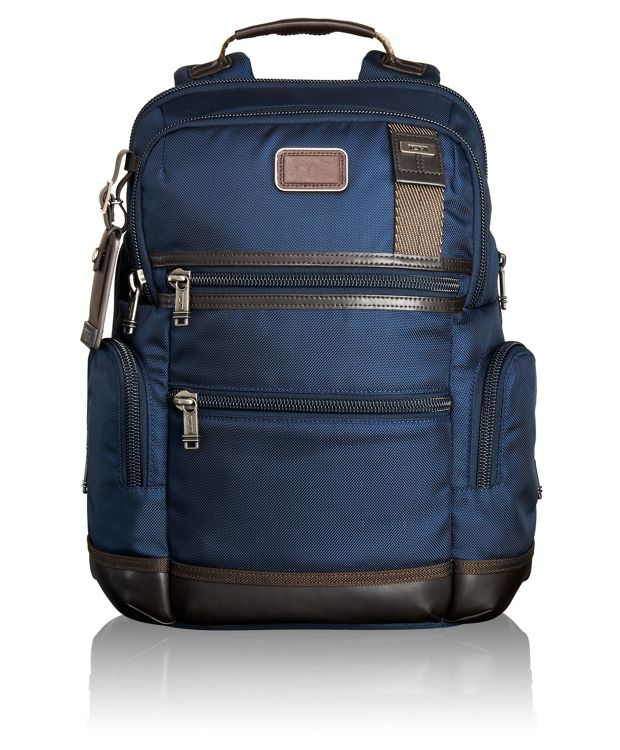Knox Backpack in Navy