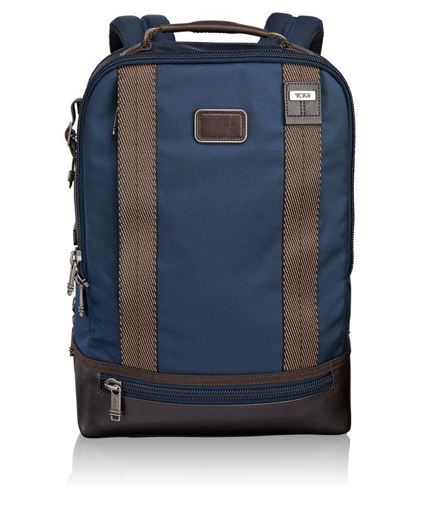 Dover Backpack in Navy