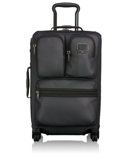 Kirtland International Expandable Carry-On in Reflective Silver