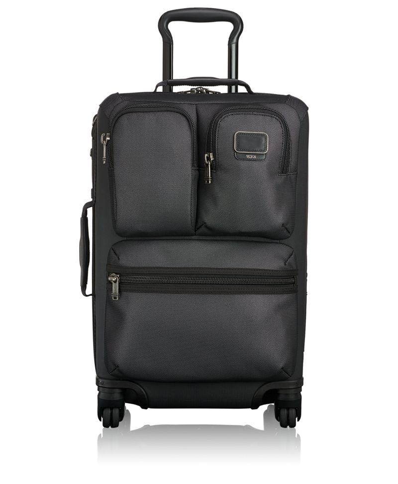 Kirtland International Expandable Carry-On