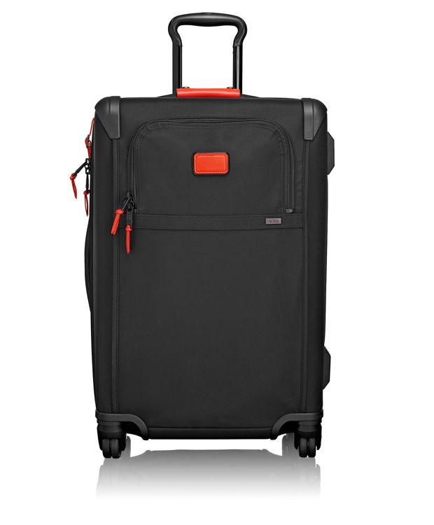 Short Trip 4 Wheeled Packing Case in Cherry
