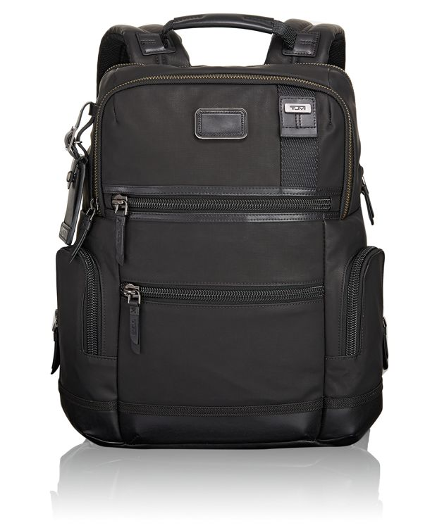 Knox Backpack in Black